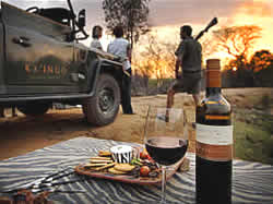 Ka'ingo Game Reserve and Spa - game drives