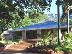 Madi a Thavha Mountain Lodge offers B&B and self catering options in Makhado