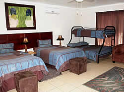 The Ultimate Guesthouse Boutique Hotel and Self-catering Cottages with family rooms in Makhado