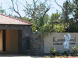 Caravan Stands at Kammaland Holiday Resort in Modimolle are equipped with electricity and nearby water points.